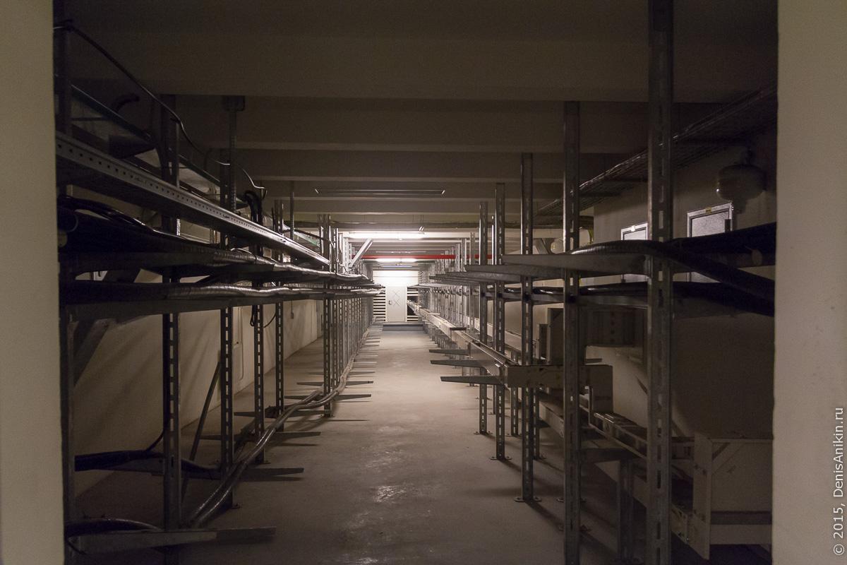 Центр обработки данных Мегафон Самара 11