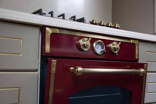 Духовые шкафы Kuppersberg - ретро-стиль на кухне - кухонные дизайн - кухни на заказ - Краснодар - лучший магазин кухонной техники Миллиардум