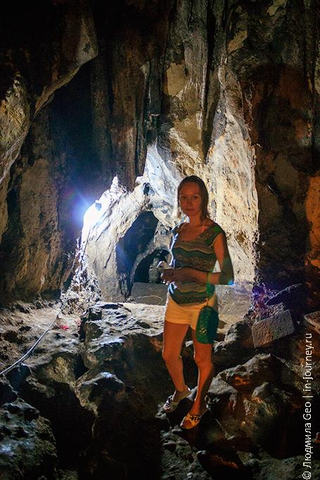 пещера будды на реке квай фото