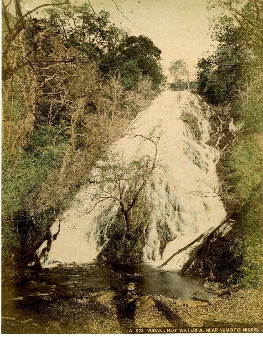 Окрестности Никко. Водопад Юдаки