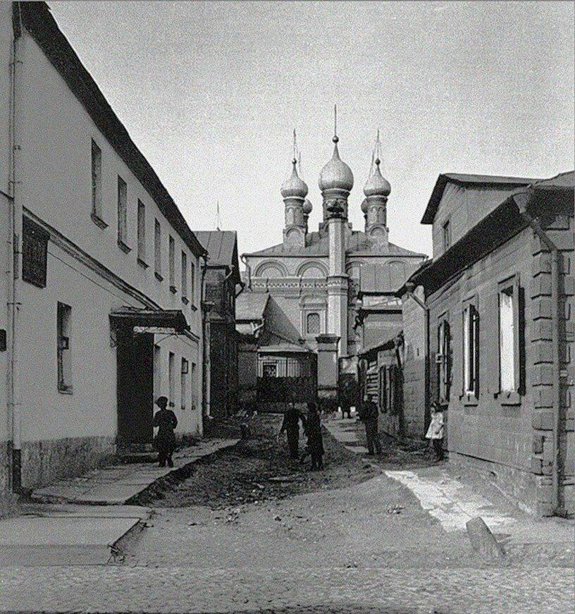 463. Церковь Симеона Столпника на Поварской