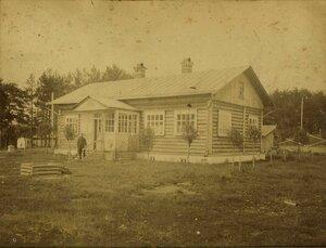 Приемный покой и родильное отделение на фабрике Недыхляевых. 1899