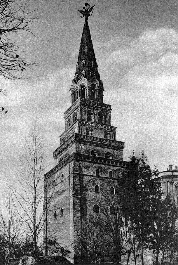 550. Троицкая башня
