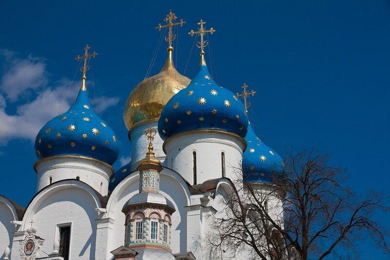 Собор Успения Пресвятой Богородицы Троице-Сергиевой лавры