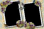 Цветочные рамки для Photoshop