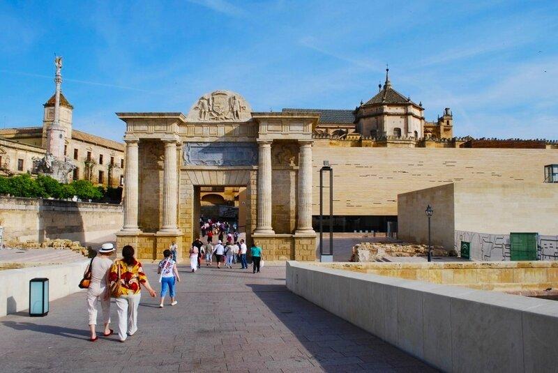 Кордоба, город на юге Испании