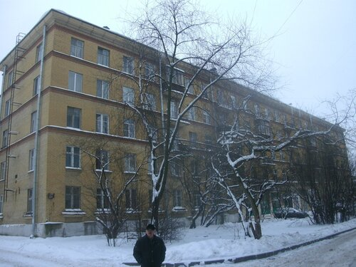 ул. Бабушкина 24