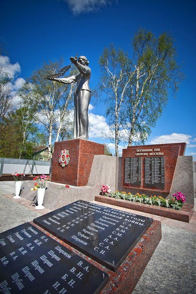 День Победы в Козино / Ершовское сельское поселение Одинцовского района Московской области, 9 мая 2011