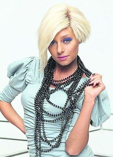 Как поддерживает свой вес певица Милосская?