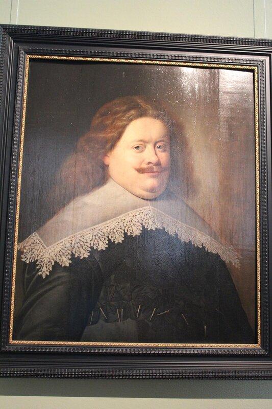 Мужской портрет (Виллем ван дер Влит)