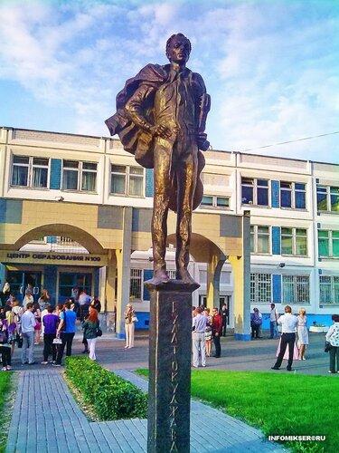 Булат Школы №109 (ОЦ Ямбурга)