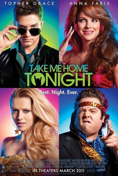 ������ ���� ����� / Take Me Home Tonight (2011/DVDRip)