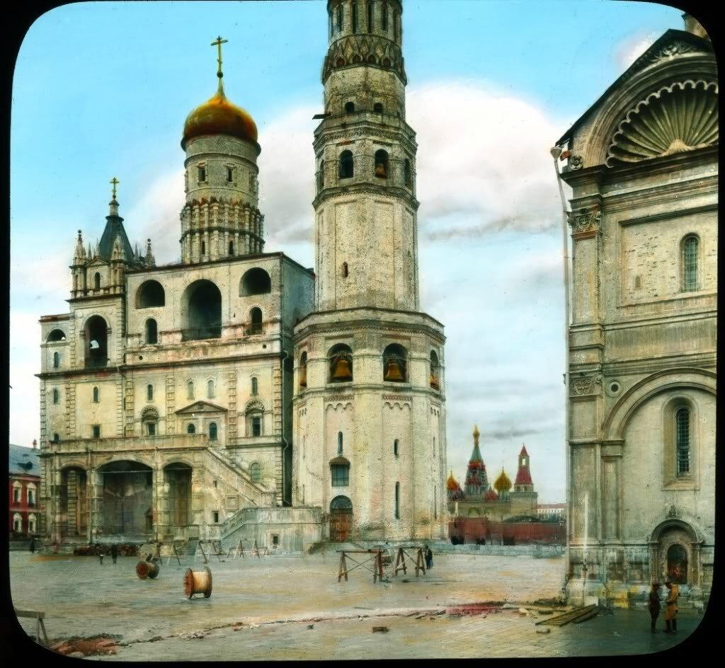 Колокольня «Иван Великий»