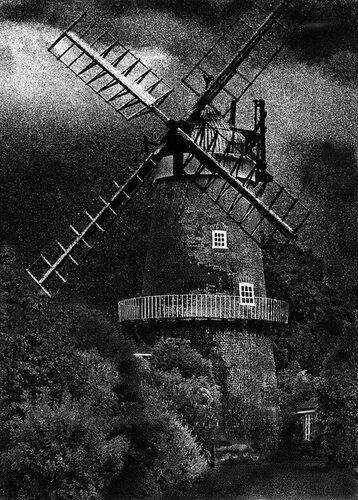 Ветряки и мельницы