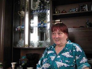 Галина Ильинична - приятная собеседница