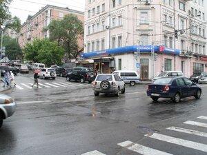 Во Владивостоке запрещен поворот со Светланской на улицу Уборевича