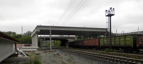 Трамвайный мост