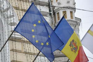 В Молдове снизилось количество ратующих за евроинтеграцию