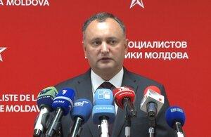 Игорь Додон дал оценку правлению Кирилла Габурича