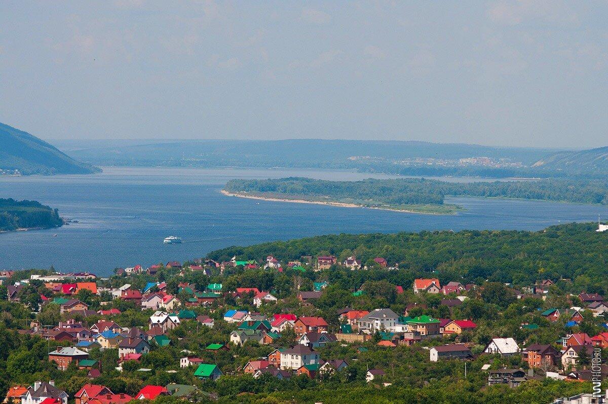Самара, котеджный поселок на 9ой просеке