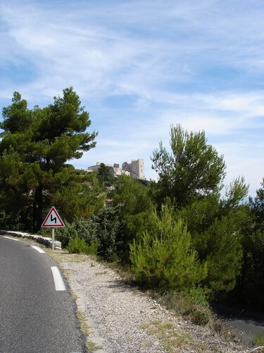 Замок маркиза Де Сада