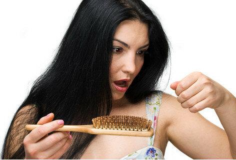 выпадают волосы что предпринять