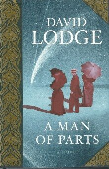 A Man of Parts, by David Lodge, Harvill Secker, 576 pages, $34.95