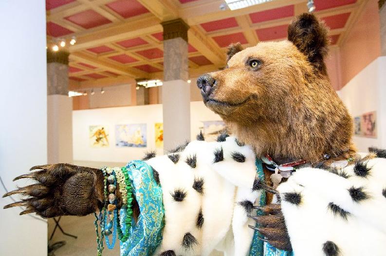 Maroosya музей шубы
