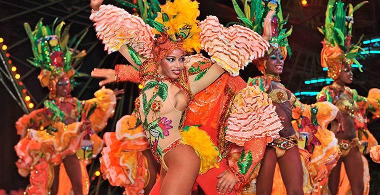 Зажигательные латиноамериканские танцы пленили зрителей еще 70 лет назад. Первое гаванское кабаре