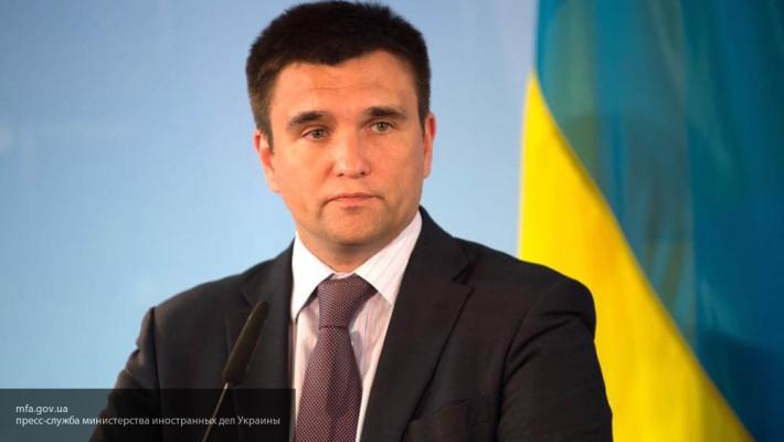 Климкин: вгосударстве Украина введут военное положение если ситуация наДонбассе ухудшится