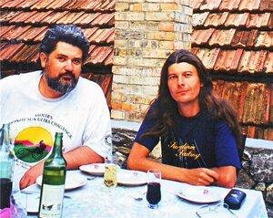 Аркадий Семёнов и Александр Фролов