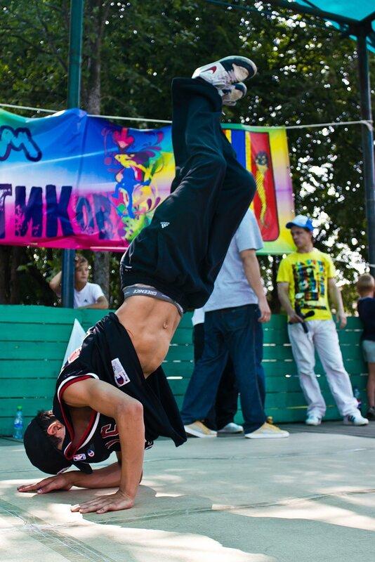Big Summer Jam 2011 в Новой Ладоге
