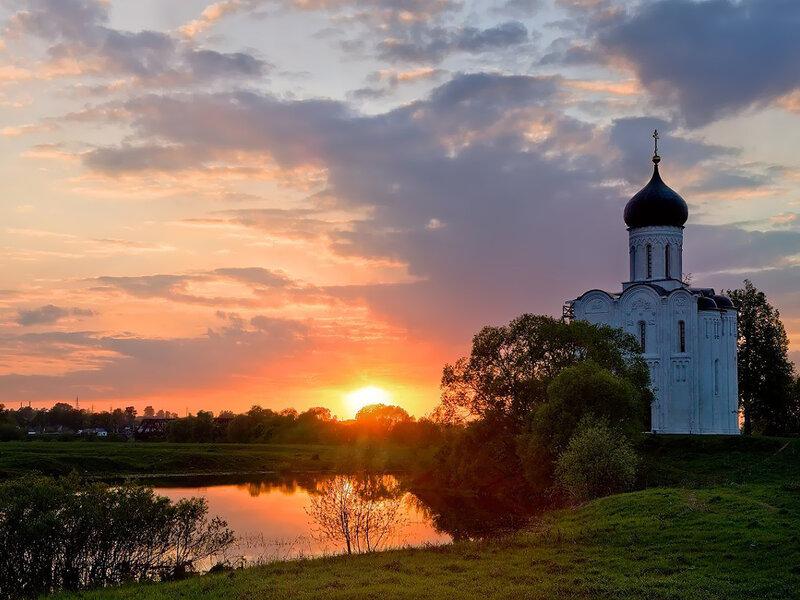 православные храмы обои на рабочий стол