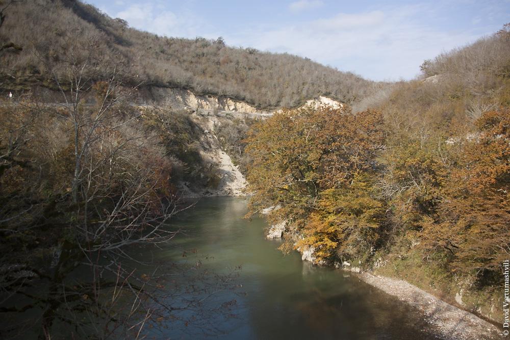 Грузия, Нокалакеви (Цихегоджи)