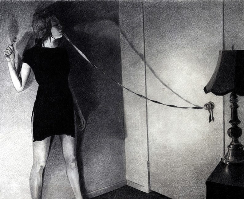 Mercedes Helnwein Revisit