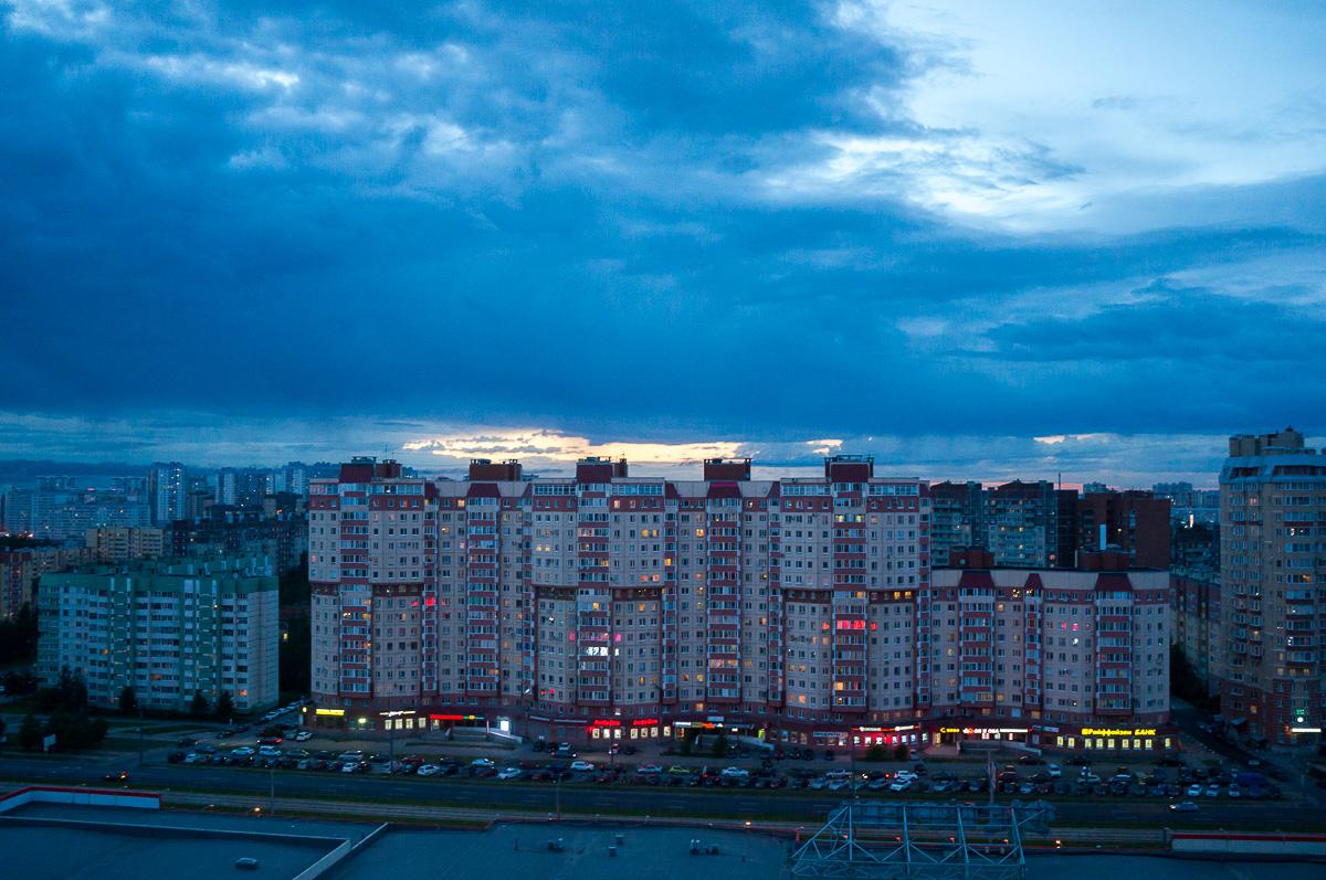 Кольцевая автодорога (Санкт-Петербург) 19