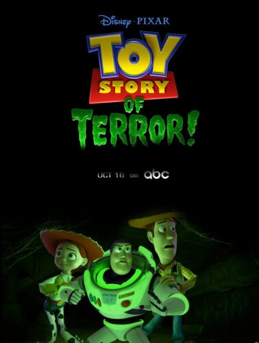 История игрушек и ужасов!