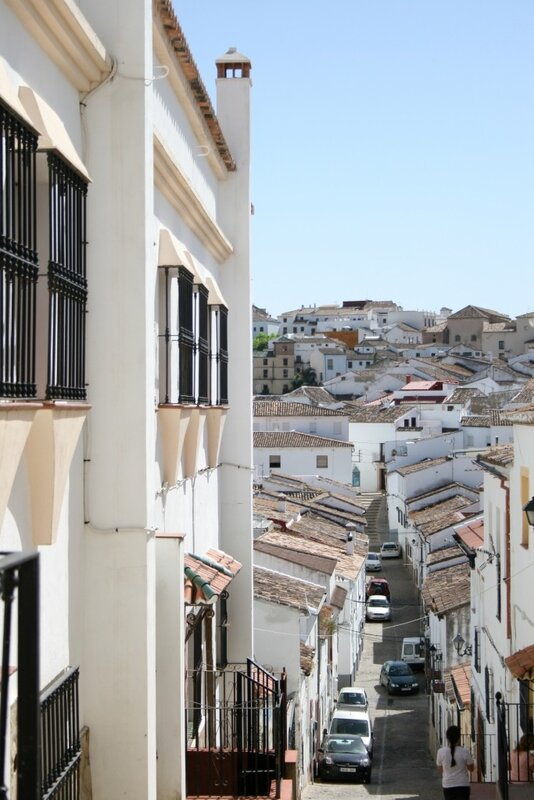 Ронда - белый город Андалусии