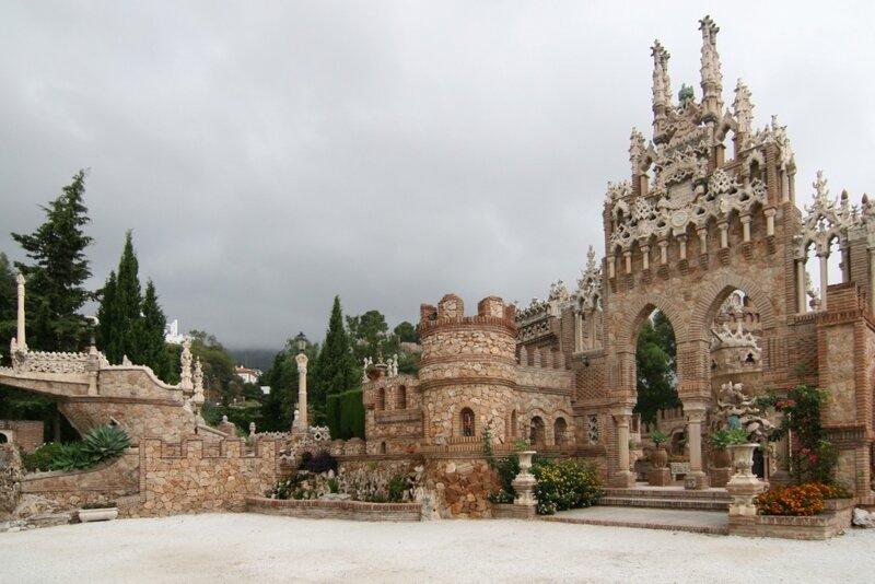 Бенальмадена, Замок Коломарес