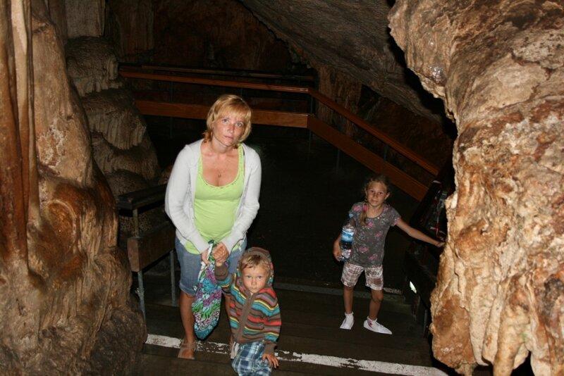 В пещере Нерхи