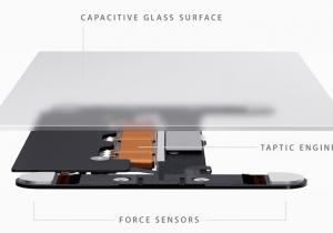 macbook retina трекпад