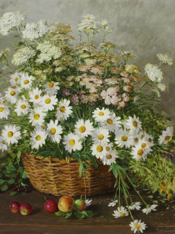 Неустроев С.В.  Полевые цветы