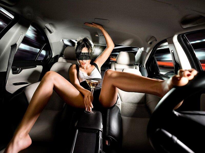 фотографии девушек в салоне автомобилей эротические подготовили
