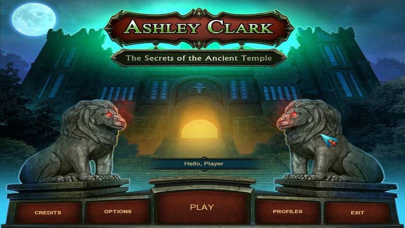 Ashley Clark 2: The Secrets of the Ancient Temple