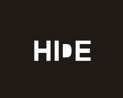 Hide: