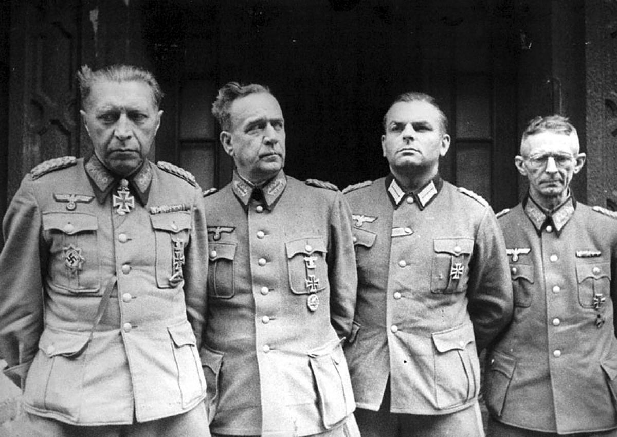 Падение Берлина на фотографиях весны 1945 года (21)