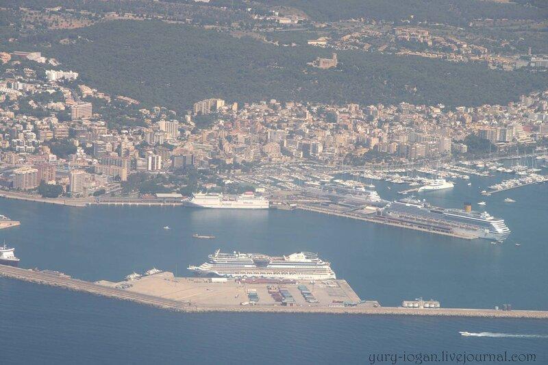 Путешествие по острову Мальорка, июнь-июль 2011