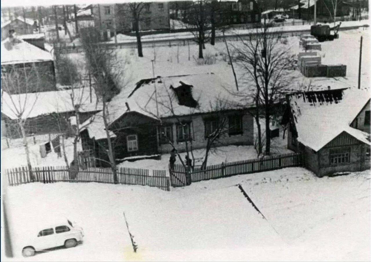 1967. Частные дома