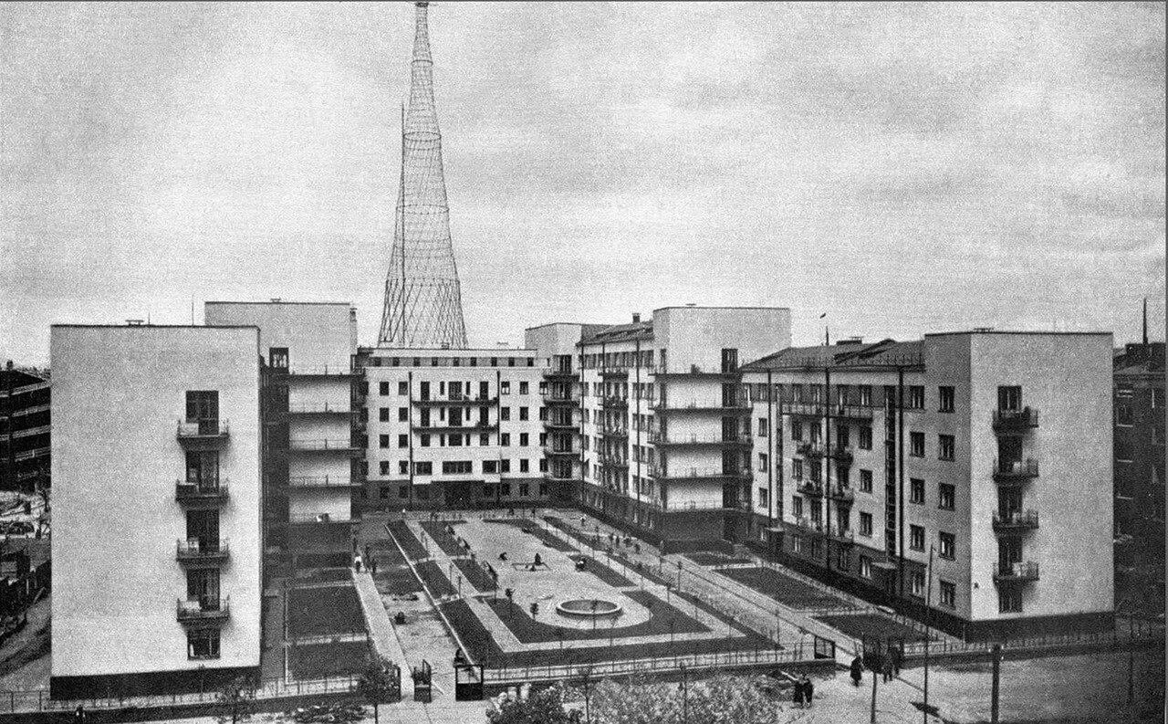1930-е. На Хавской улице