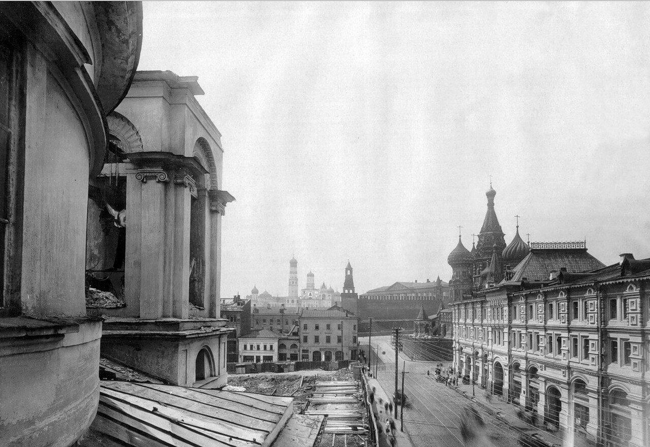 1930-е. Зарядье